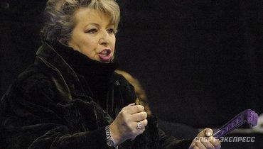 Тарасова призвала дисквалифицировать судейскую бригаду мужского турнира первенства России