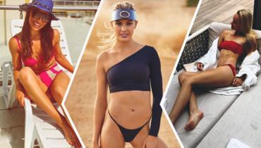 Самые красивые теннисистки Australian Open