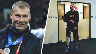 Василий Березуцкий перевел экс-вратарю сборной России попляжному футболу 3 миллиона налечение. Тому грозила ампутация ноги