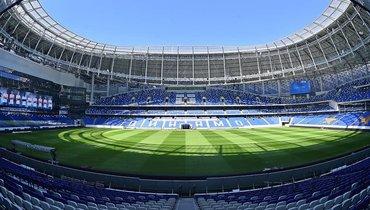 ВУК «Динамо» выразили готовность предоставить «ВТБ Арену» для матча «Тоттенхэма» вЛиге Европы