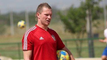 Вратарь сборной России попляжному футболу Андрей Бухлицкий завершил карьеру