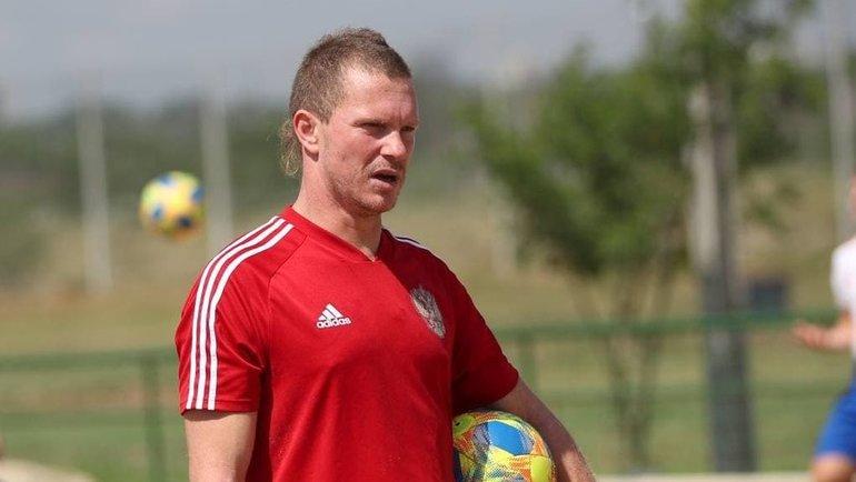 Андрей Бухлицкий.