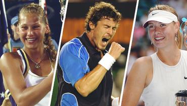 Красота Курниковой, слезы Шараповой ибуря Сафина. Australian Open— наш
