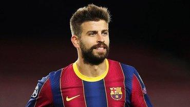 Пике заявил, что завершит карьеру в «Барселоне»