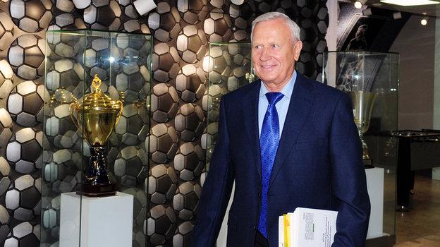 «Надеюсь, УЕФА необделит российские клубы». Колосков— оновом формате Лиги чемпионов