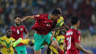 Сборная Марокко выиграла чемпионат африканских наций