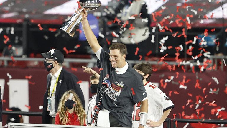 Том Брэди. Фото USA Today Sports