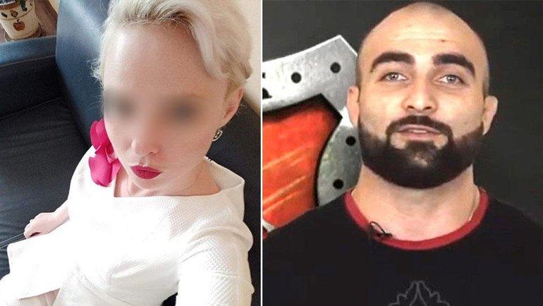 Подруга бойца ММА погибла после ссоры вМоскве. Фото соцсети.