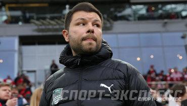 Мусаев высказался опредстоящих матчах «Краснодара» сзагребским «Динамо»