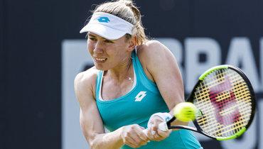 Александрова победила Тревизан ивышла вовторой круг Australian Open