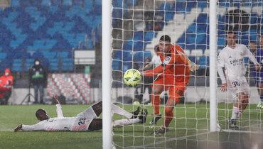 «Реал» переиграл «Хетафе», голы забили французы Бензема иМенди