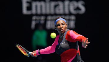 Серена Уильямс сыграет сПотаповой втретьем круге Australian Open