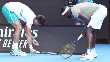 Джокович вышел втретий круг Australian Open