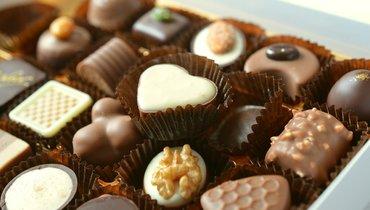 Польза ивред шоколада.