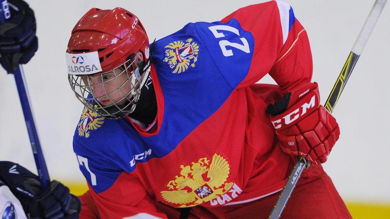 Максим Марушев. Фото Александр Федоров, «СЭ»