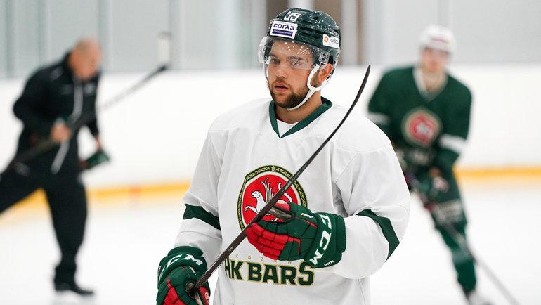 Александр Хованов. Фото photo.khl.ru
