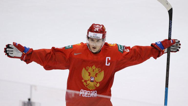 Клим Костин. Фото photo.khl.ru
