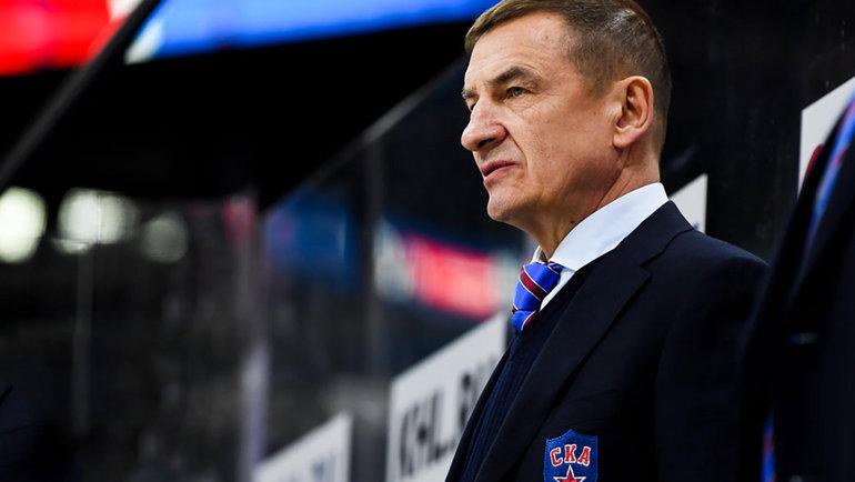 Валерий Брагин. Фото ХКСКА.
