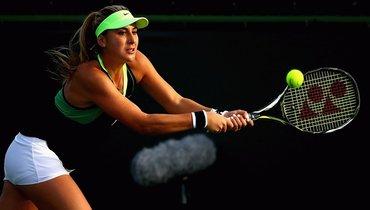 Кузнецова втрех сетах уступила Бенчич ивылетела изAustralian Open