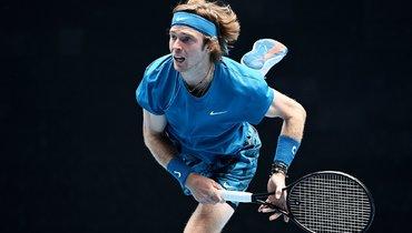 Рублев прокомментировал выход втретий круг Открытого чемпионата Австралии