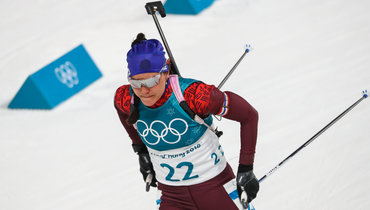 Стал известен состав женской сборной России побиатлону наспринтЧМ