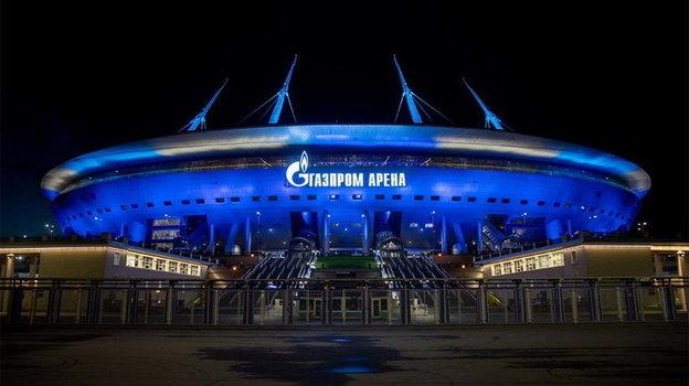 Стадион «Зенита». Фото ФК «Спартак»