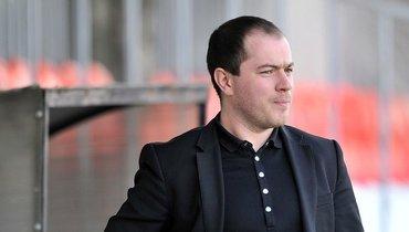 Леонченко рассказал, приглашалли наработу в «Локомотив» Асхабадзе