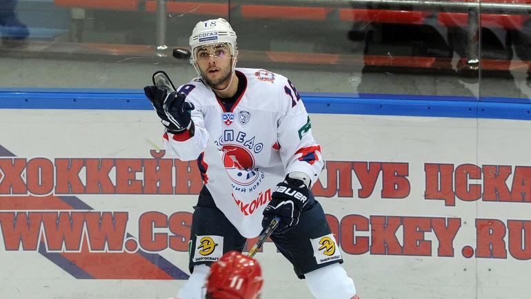 Никита Филатов. Фото Алексей Иванов