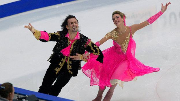 Илья Авербух и Ирина Лобачева. Фото Александр Вильф
