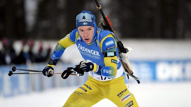 Себастьян Самуэльссон. Фото sr.se.