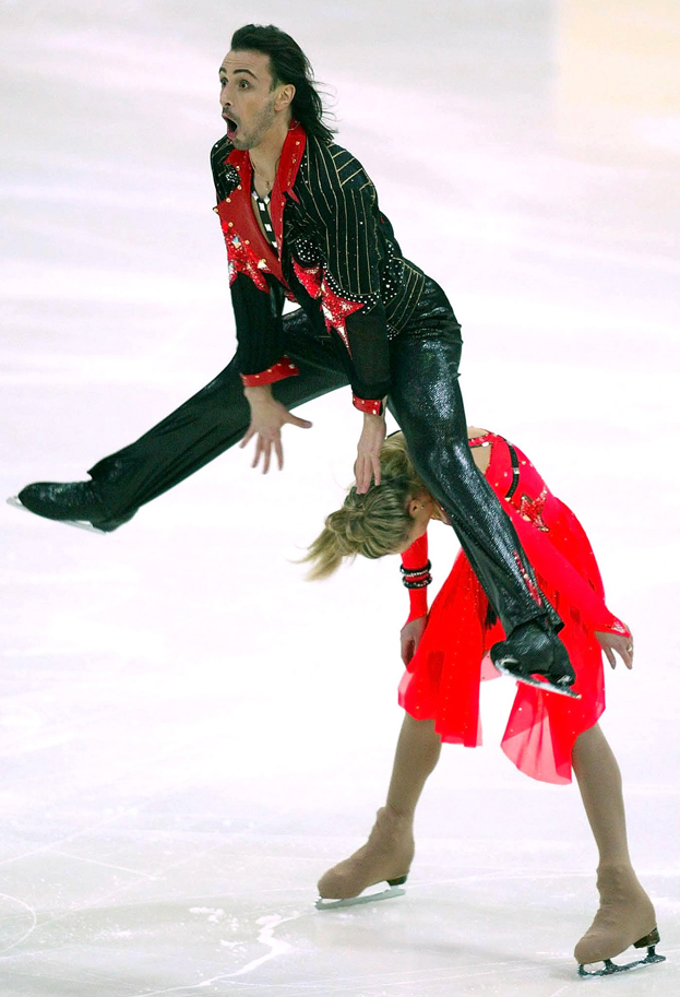 Илья Авербух иИрина Лобачева. Фото Reuters