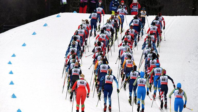 Норвегия не сможет принять Кубок мира по лыжным гонкам. Фото Reuters