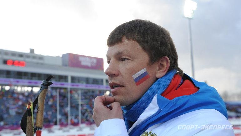 "Виктор Майгуров. Фото Федор Успенский., ""СЭ"""