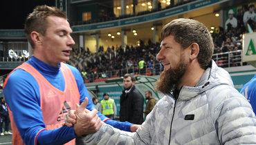 Андрей Семенов— оКадырове: «Чувствуется сильная аура! Сильный человек»