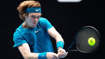 Рублев поделился ожиданиями отматча 1/8 финала Australian Open против Рууда