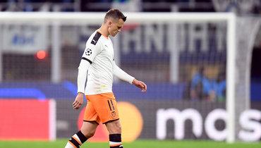 Испанская газета оЧерышеве: «Футболист, обремененный травмами»