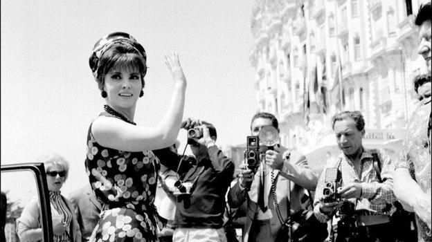 Джина Лоллобриджида. Фото AFP