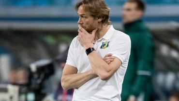 Карпин: «Почему «Зенит» должен выходить изгруппыЛЧ? ВАвстрии таких Малкомов пять»
