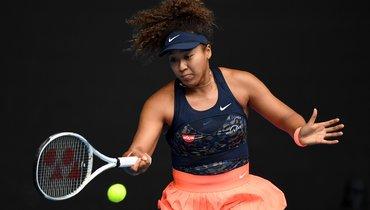 Осака победила Мугурусу ивышла вчетвертьфинал Australian Open