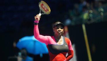 Серена Уильямс победила Соболенко ивышла вчетвертьфинал Australian Open