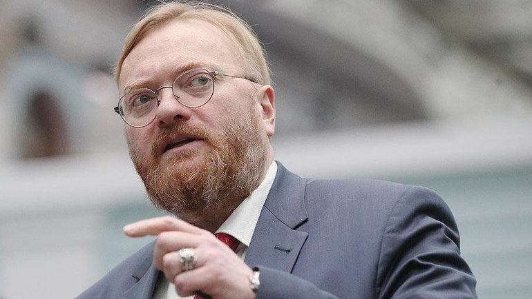 Виталий Милонов. Фото «Известия»