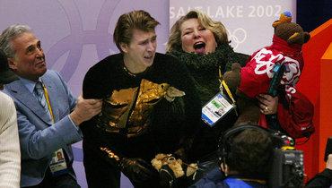 Ягудин— Плющенко: как выглядело легендарное противостояние. Публикуем исторические фото ивидео Олимпиады-2002