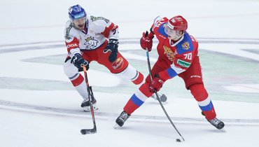 Россия победила Чехию ивыиграла Шведские хоккейные игры