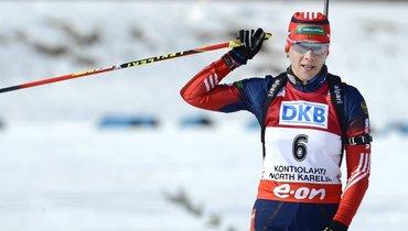 Олимпийская чемпионка Зайцева считает, что сборная России побиатлону попала вяму