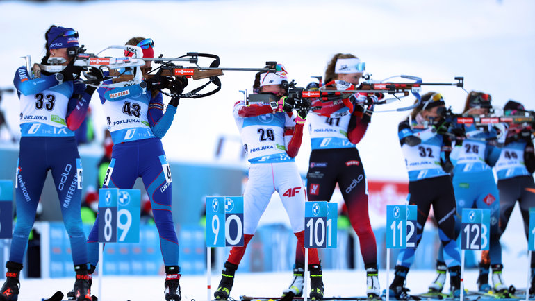14февраля. Поклюка. Сборная России наЧМ: 5 гонок без медалей. Фото Reuters