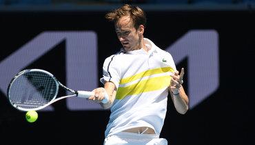 Australian Open. Даниил Медведев.