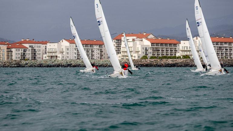 PROyachting Winter Challenge.