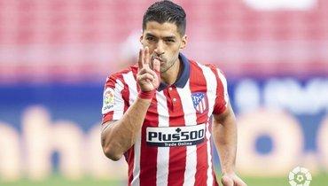 УСуареса есть опция расторжения контракта с «Атлетико». Футболист несобирается покидать клуб