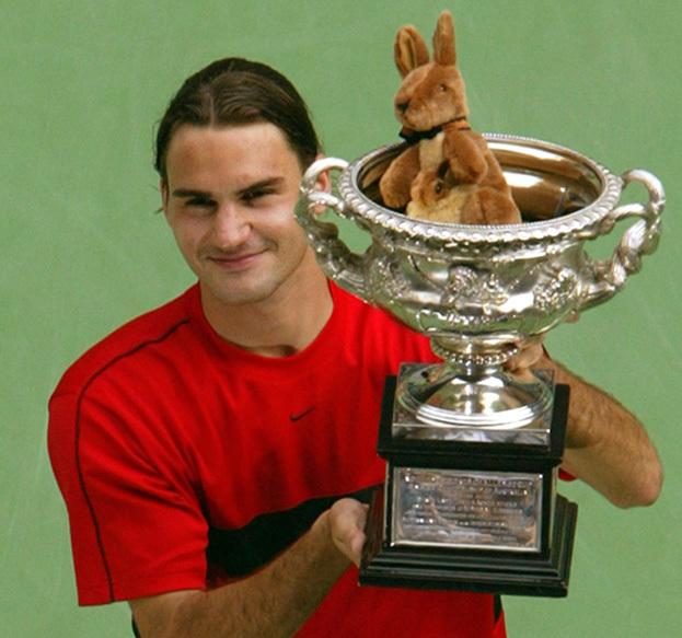 Роджер Федерер. Фото Reuters