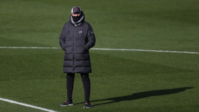 Юрген Клопп. Фото Reuters
